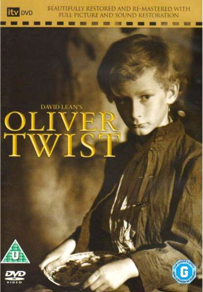 Oliver Twist Restored Dvd Zavvi