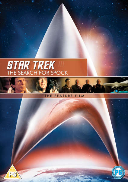 Star Trek - The Search For Spock (Repackaged 1-Disc)