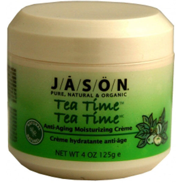 JASON Anti-Aging Tea Time Cream (125 g)