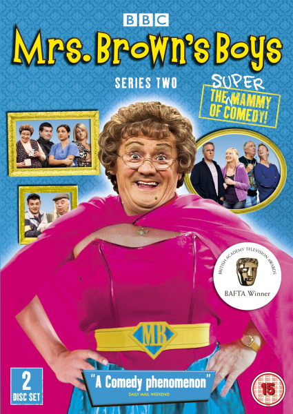 Mrs Browns Boys - Series 2