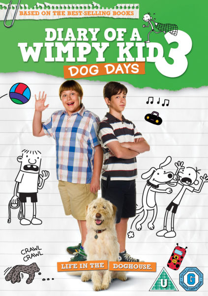Diary Of A Wimpy Dog Days Movie