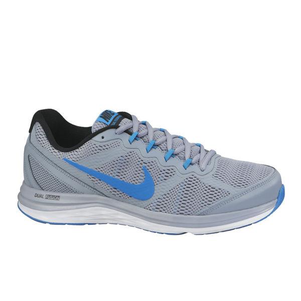 809b3ad02584dd Nike Dual Fusion Run 3 Trainers - Grey Sports   Leisure