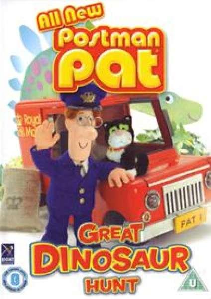 Postman Pat - The Great Dinosaur Hunt