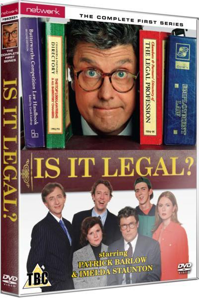 Is It Legal