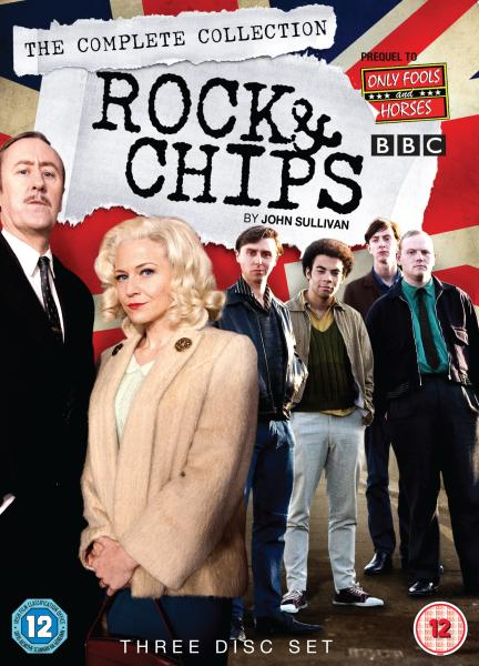 Rock And Chips Triple Pack Dvd Zavvi