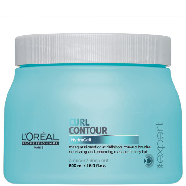 Loreal Serie Expert Curl Contour Masque 500ml Free