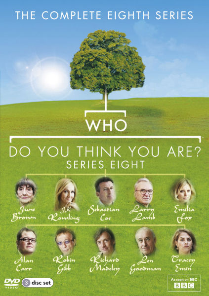 Who Do You Think You Are? - Series 8