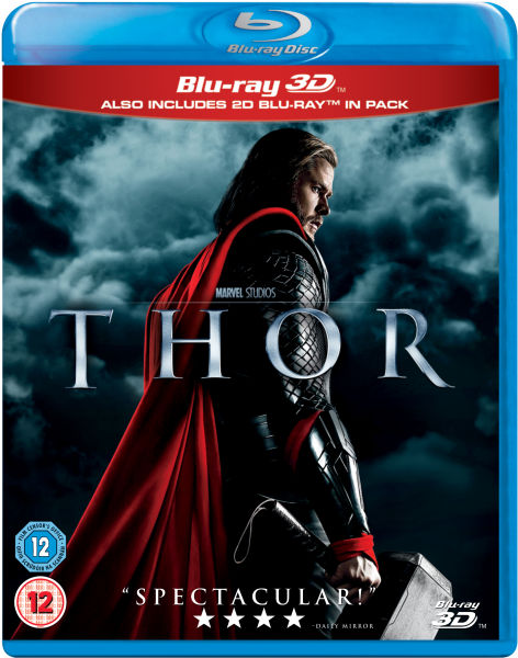 Thor 3D (Includes 2D Version)