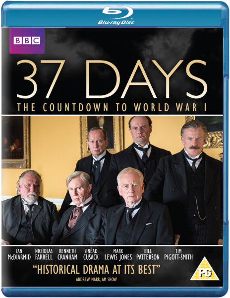 37 Days: The Countdown to World War 1
