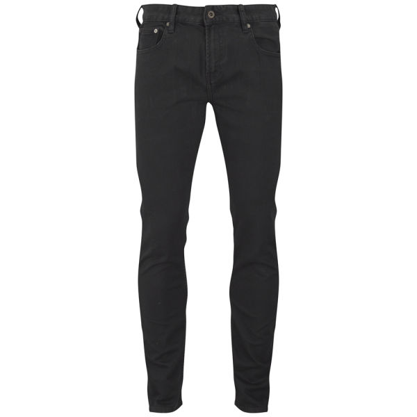 Scotch & Soda Men's Skim The Nero Skinny Jeans - Black: Image 1