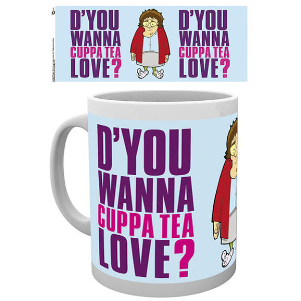Mrs. Brown's Boys Cup of Tea Mug