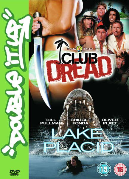 Lake Placid Club Dread Uncut Dvd Zavvi