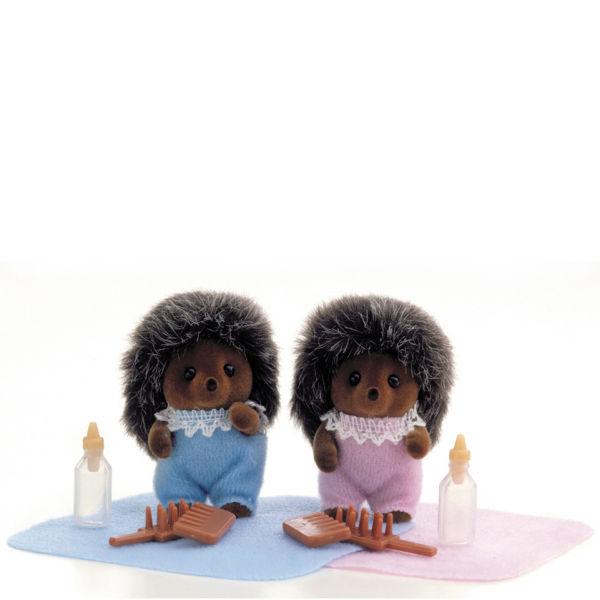 Sylvanian Family Hedgehog Baby Toys Thehut Com