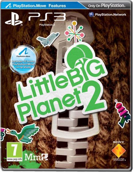 LittleBigPlanet 2 (Collectors Edition)