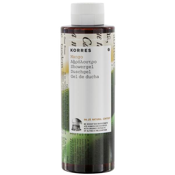 KORRES Mango Shower Gel (250ml)