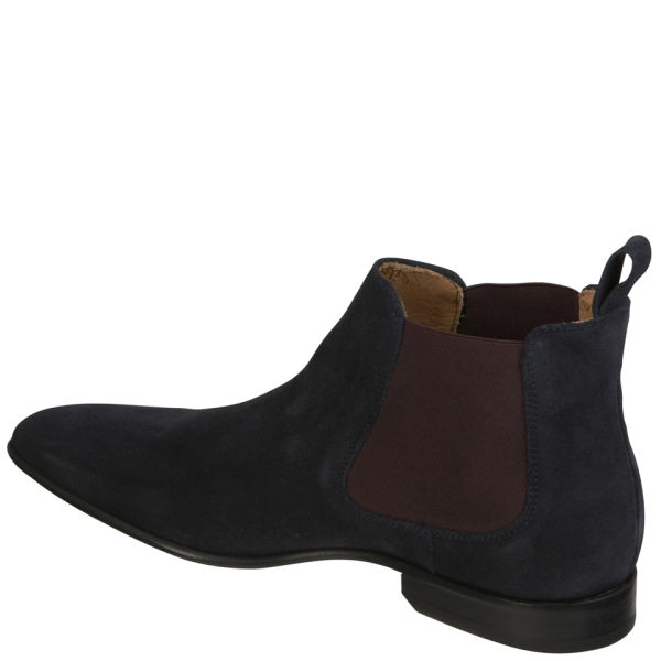 b91c86d720db Paul Smith Shoes Men's Falconer Suede Chelsea Boot - Oceano | FREE ...