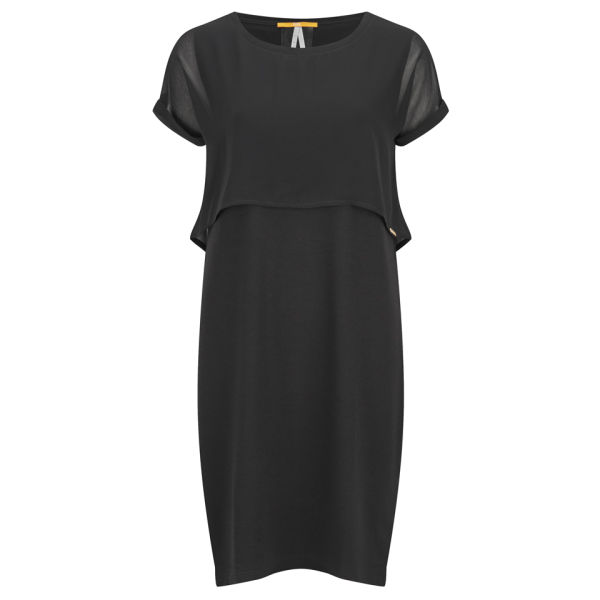 BOSS Orange Women's Denjoy Jersey Dress - Black