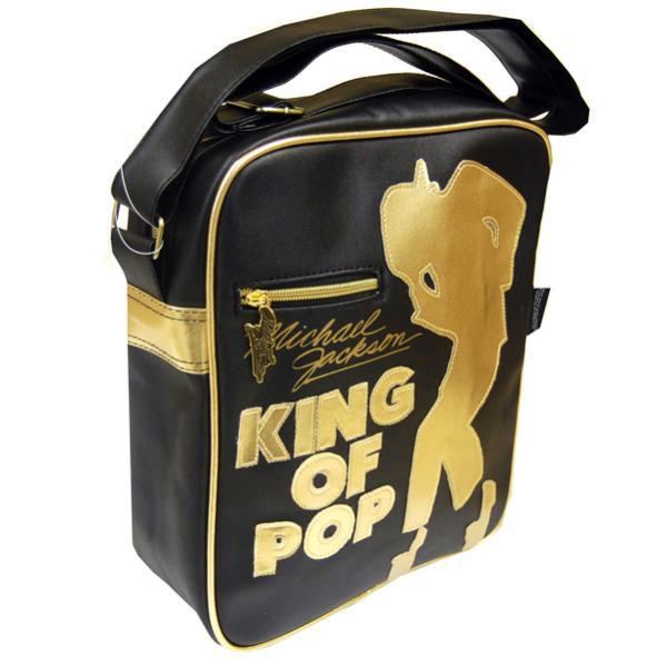 Michael Jackson King Of Pop Flight Bag