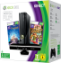 Xbox 360 4GB Kinect Holiday Bundle (Includes Kinect Adventures, Kinect Disney Land Adventures, 1 Month Xbox Live): Image 1