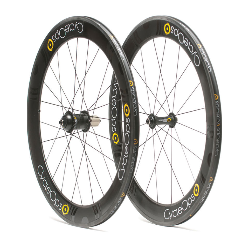 CycleOps PowerTap G3 ENVE 65mm Carbon Tubular Wheelset