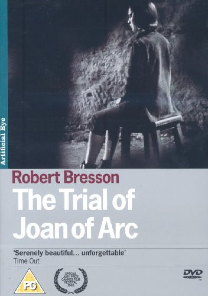 the trial of joan of arc The trial of joan of arc (french: procès de jeanne d'arc) is a 1962 historical film by the french director robert bresson joan of arc is played by florence delay as with bresson's most renowned films, the trial of joan of arc stars non-professional performers and is filmed in an extremely spare, restrained style.