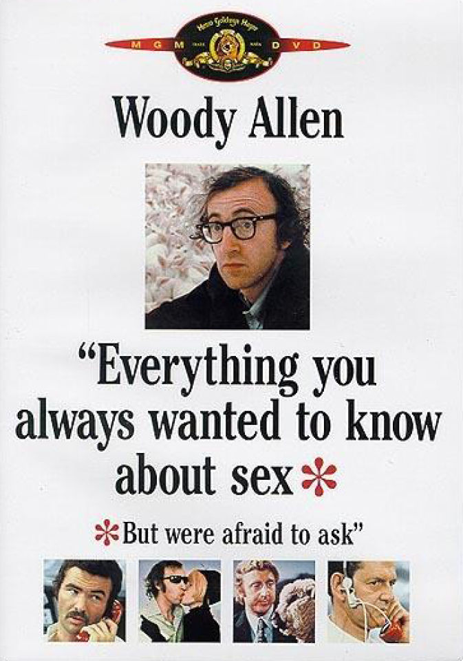 Woody allen in everything you always wanted to know about sex