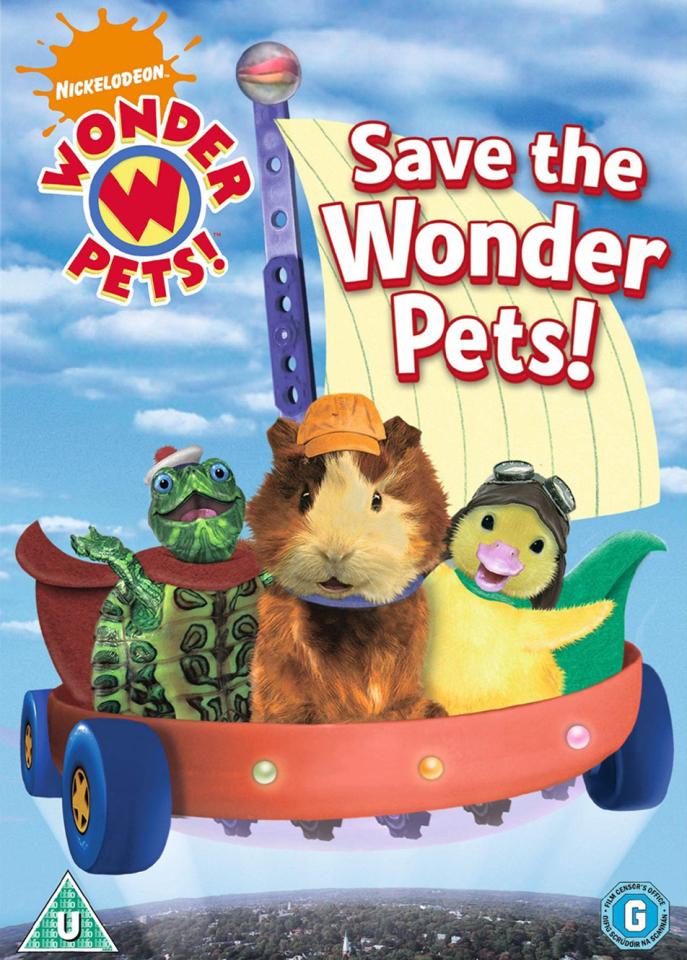 Wonder Pets Save The Wonderpet Iwoot