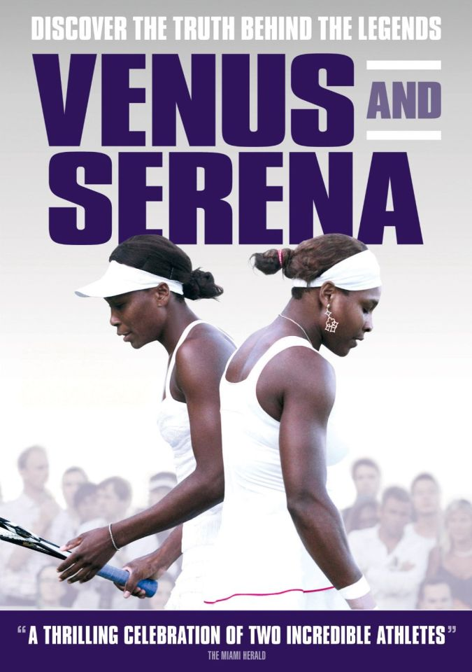 an introduction to the life of venus and serena williams