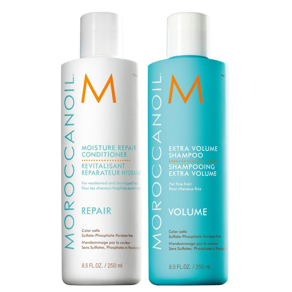 moroccanoil shampoo repair
