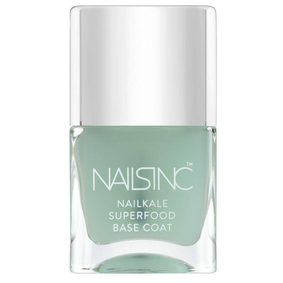 Nail Escapades Polishers Inc: Nails Inc. Nailkale Superfood Base Coat