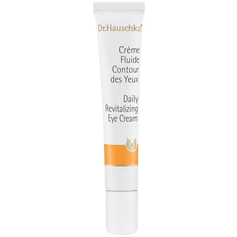 dr hauschka daily hydrating eye cream
