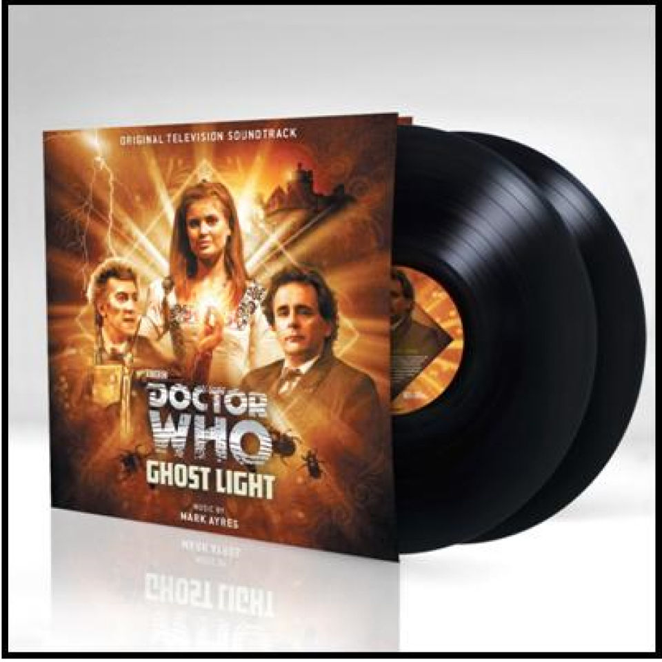 Doctor Who Ghost Light Ost 2lp Limited Vinyl 500