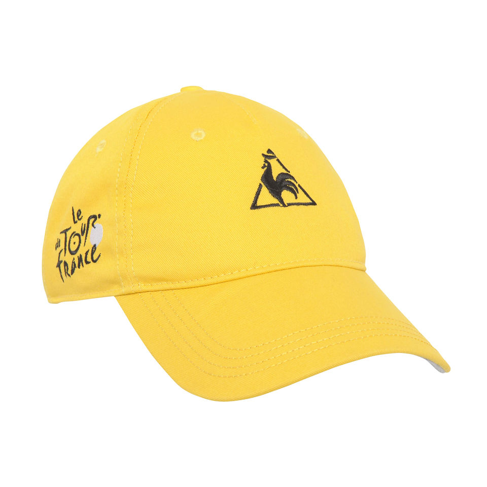 Le Coq Sportif Tour De France Cap Yellow Sports
