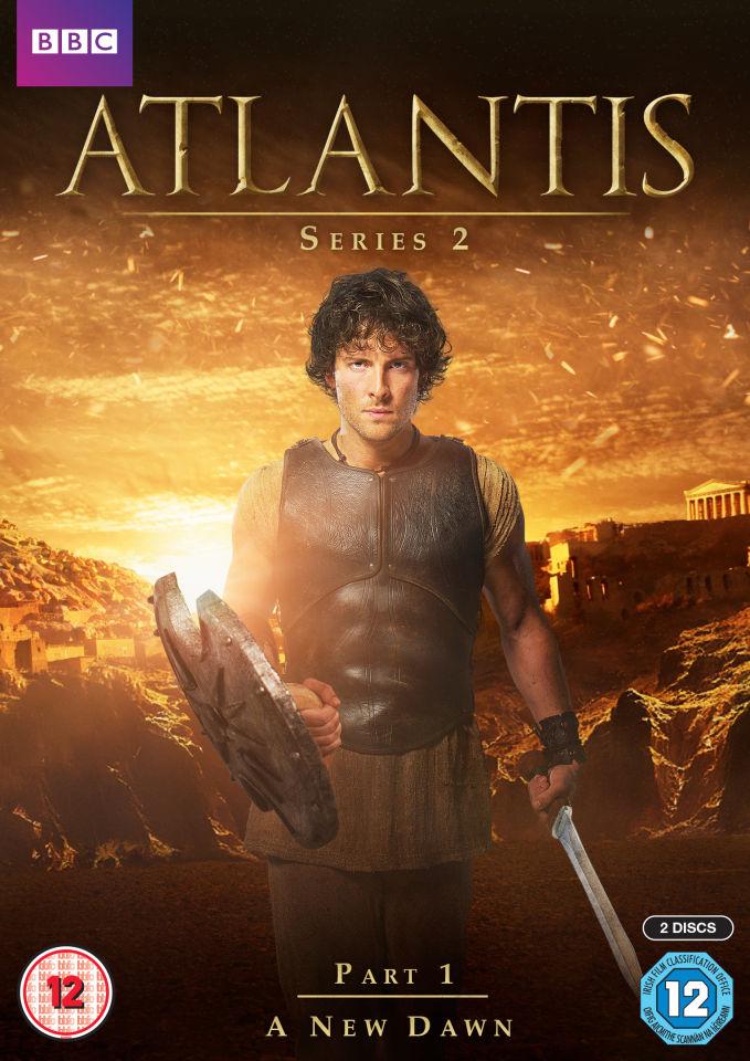 Atlantis Series 2 Part One Dvd Zavvi Uk