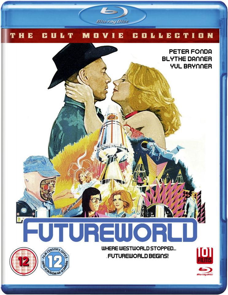 Futureworld Blu Ray Zavvi
