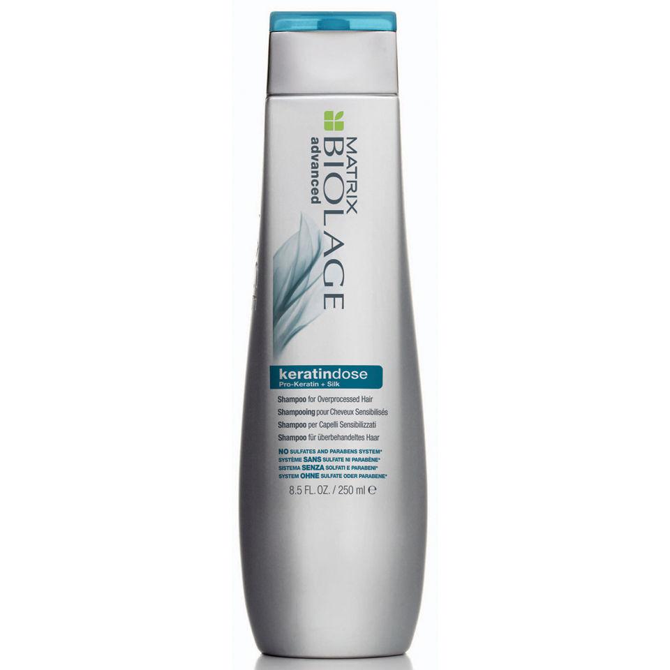 Matrix Biolage Keratindose Shampoo 250ml Free Shipping