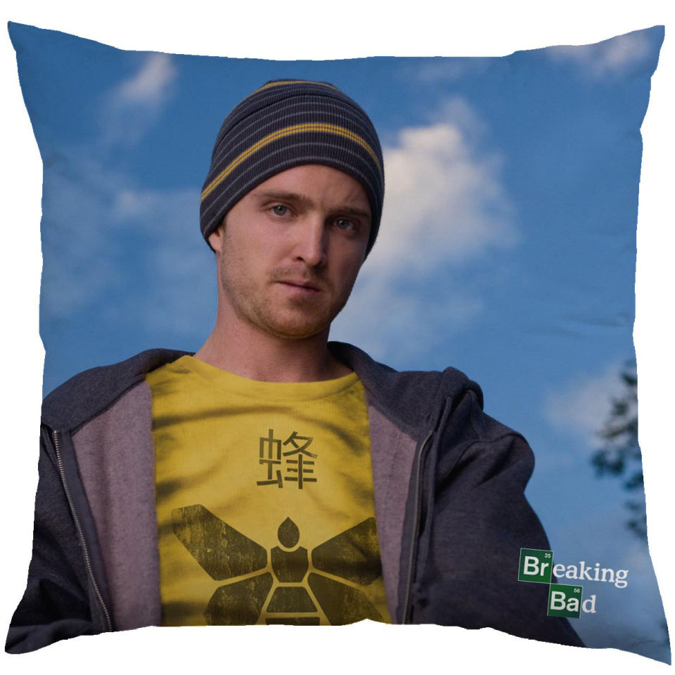 Jesse Quotes Breaking Bad: Breaking Bad Jesse Pinkman Cushion