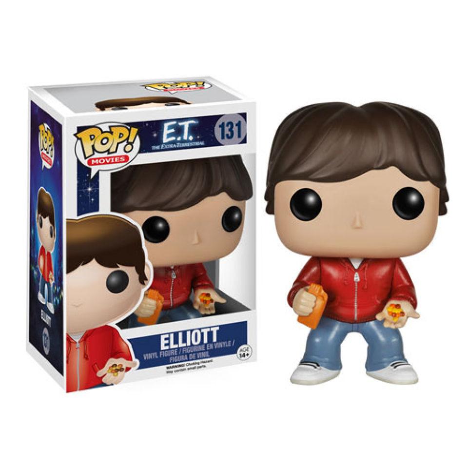 E T Elliott Pop Vinyl Figure Merchandise Zavvi