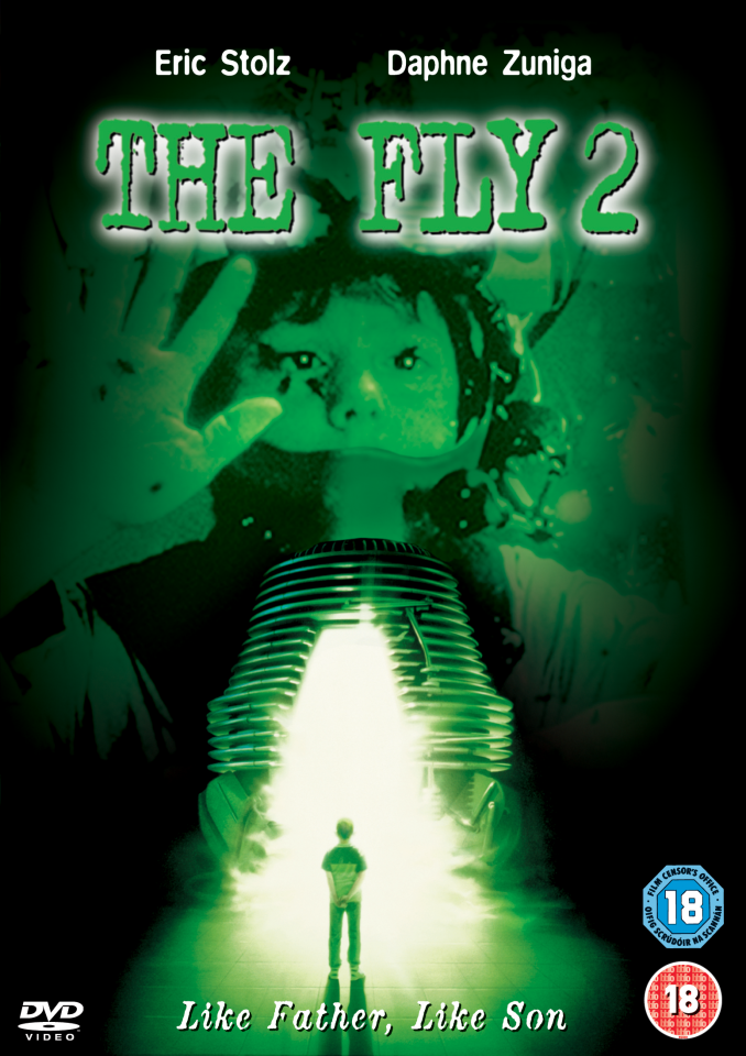 The Fly 2 Dvd Zavvi