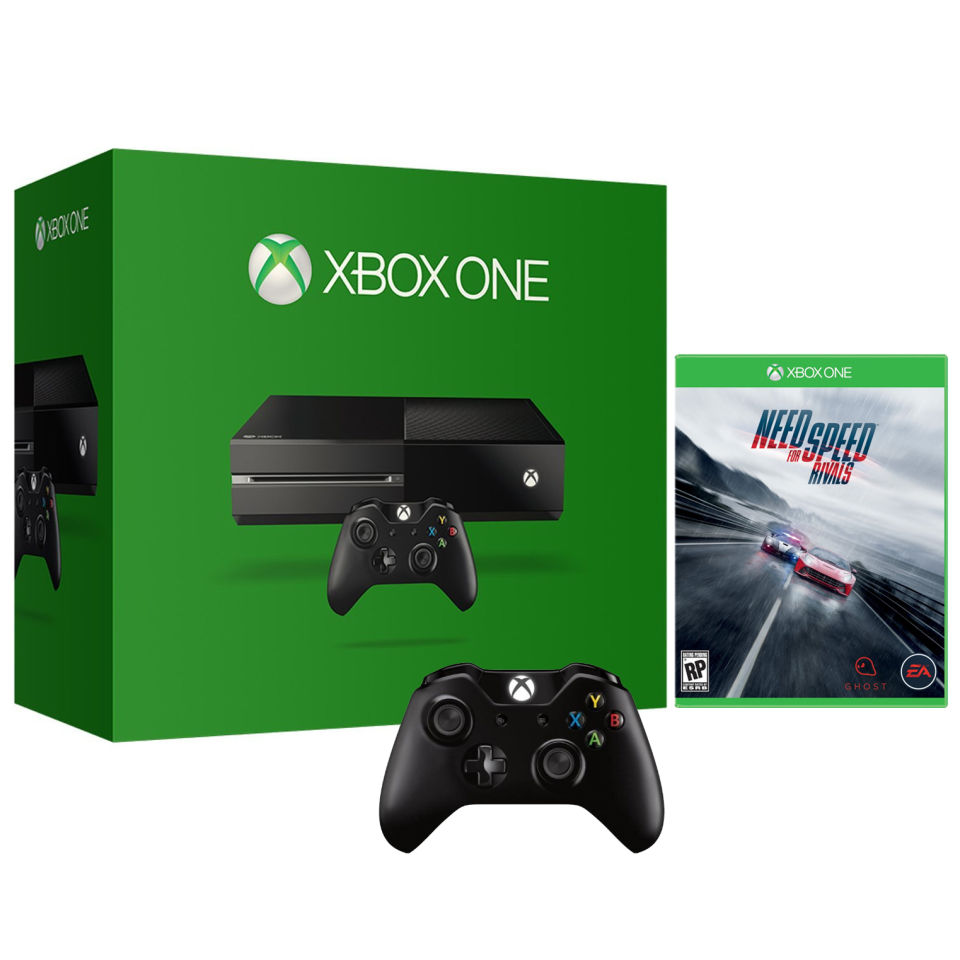 xbox one console need for speed rivals wireless. Black Bedroom Furniture Sets. Home Design Ideas