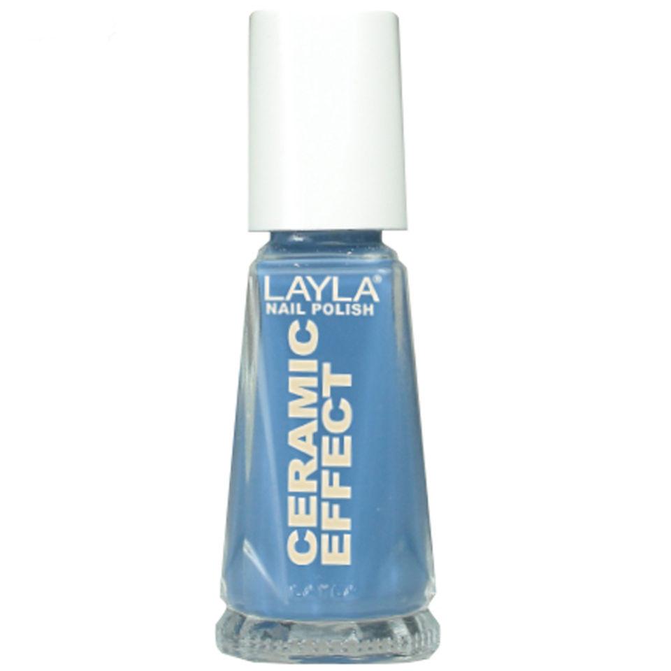 Layla Cosmetics Ceramic Effect Nail Polish N 66 Cote D
