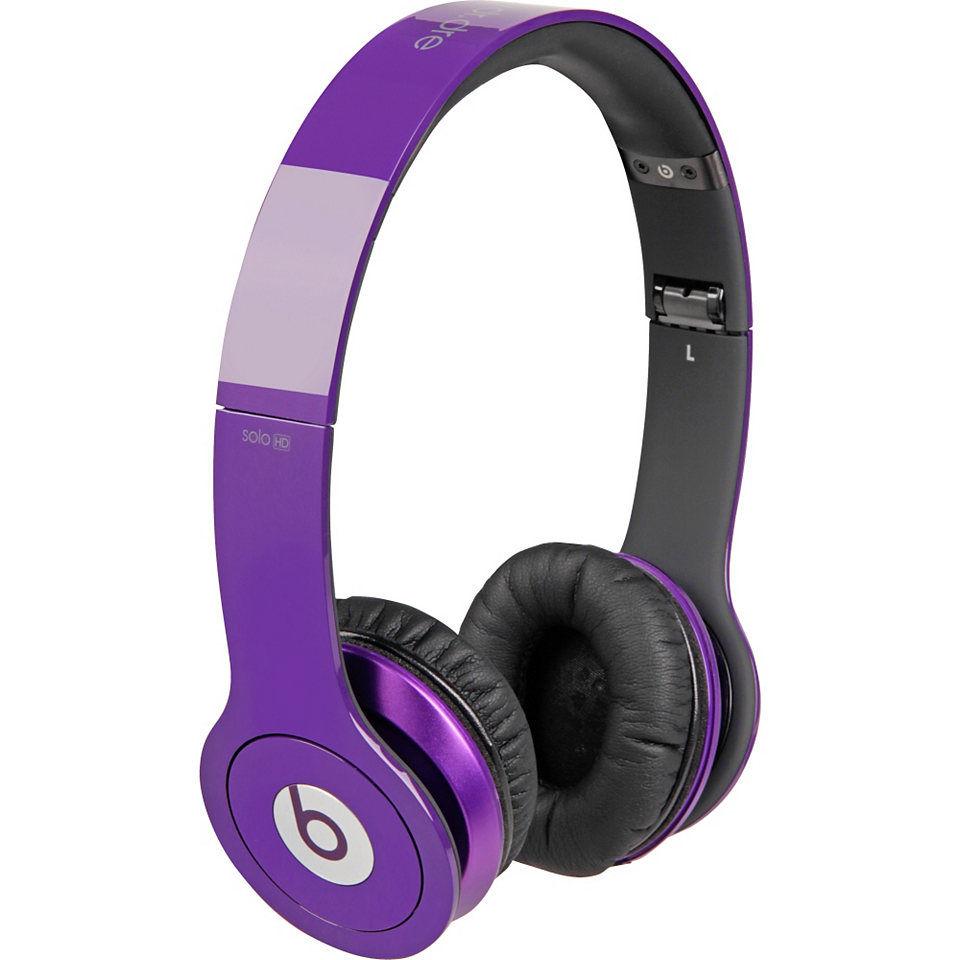 Beats by Dr. Dre: Solo HD Headphones - 74.6KB