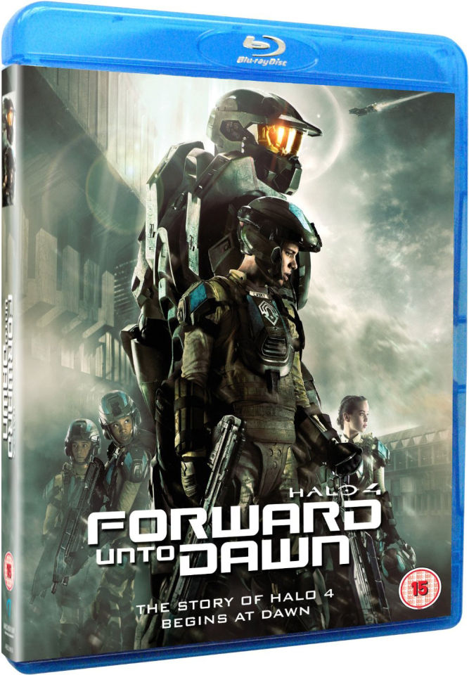Halo 4 Forward Unto Dawn Fortsetzung