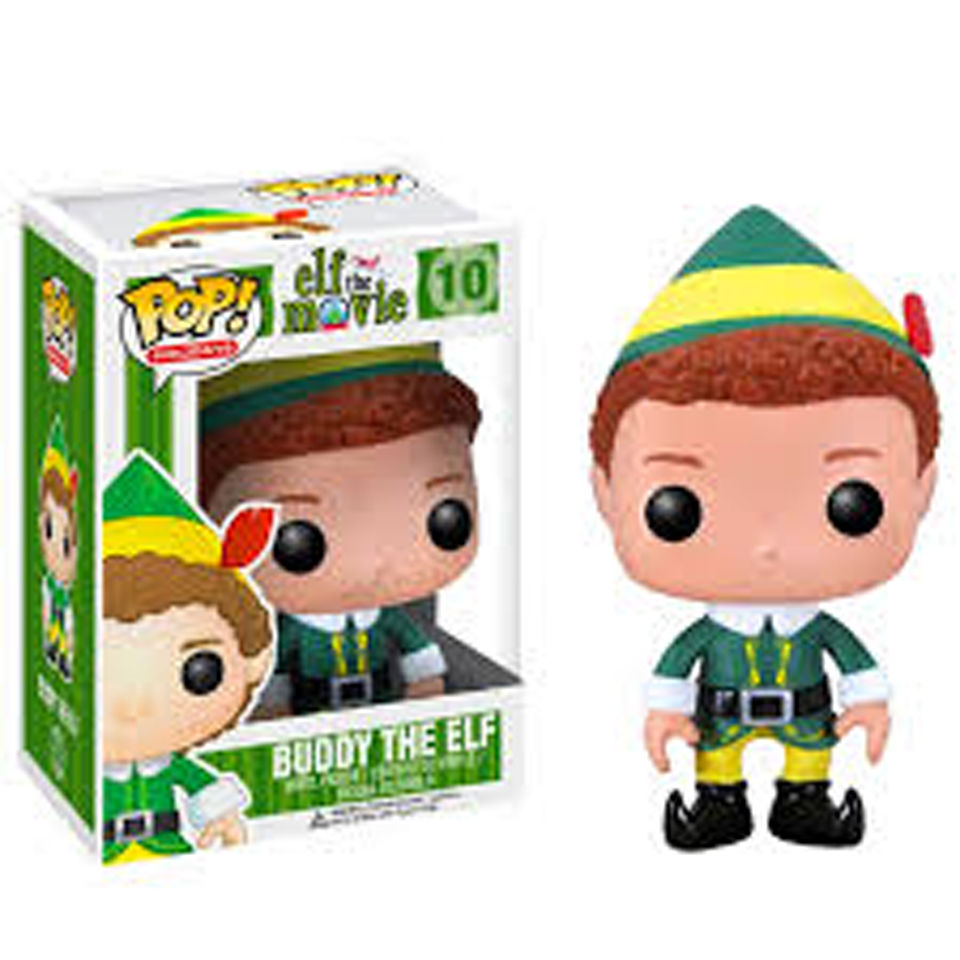 Buddy The Elf Pop Vinyl Figure Pop In A Box Us