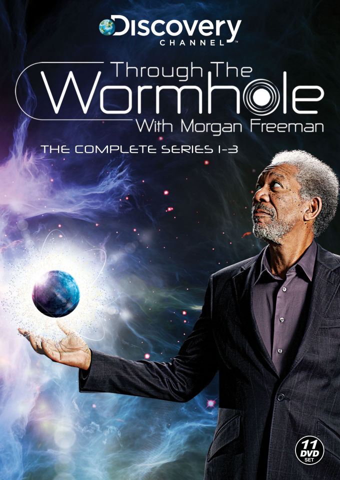 Through The Wormhole With Morgan Freeman Seasons 1 3 Iwoot