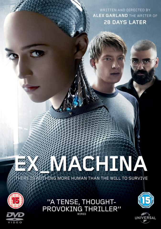 Ex Machina Movie4k