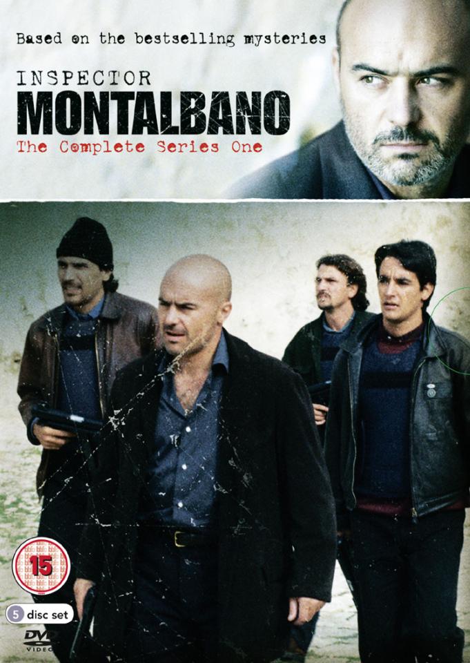Inspector Montalbano Series 1 Dvd Zavvi