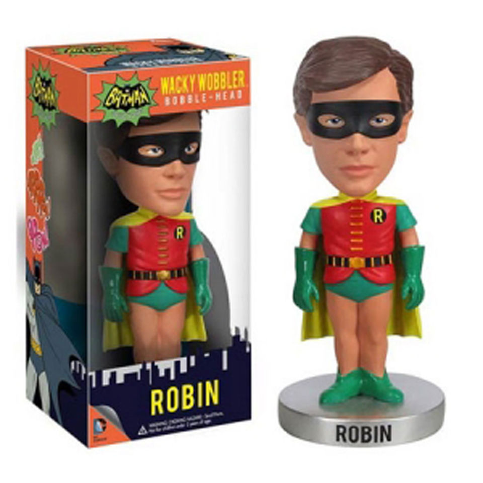 Dc Comics Batman 1966 Tv Series Robin Pop Vinyl Figure
