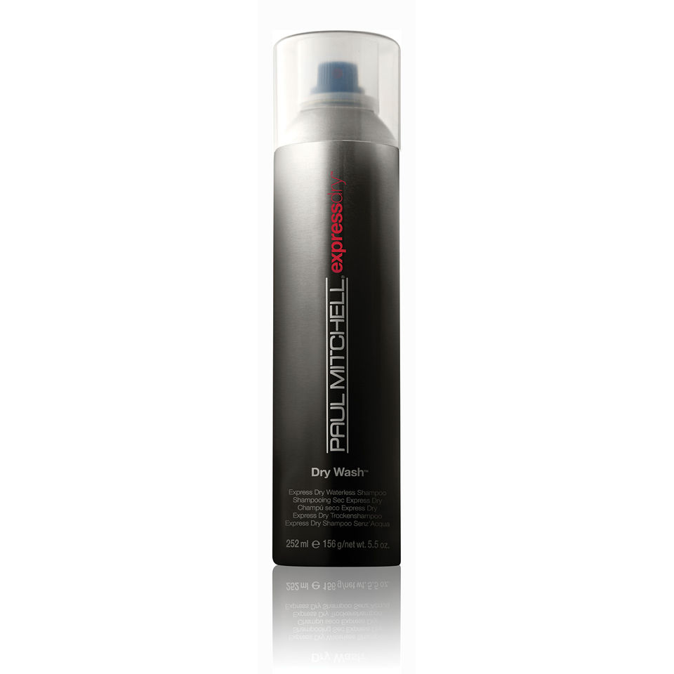 paul mitchell dry wash dry shampoo 252ml hq hair. Black Bedroom Furniture Sets. Home Design Ideas