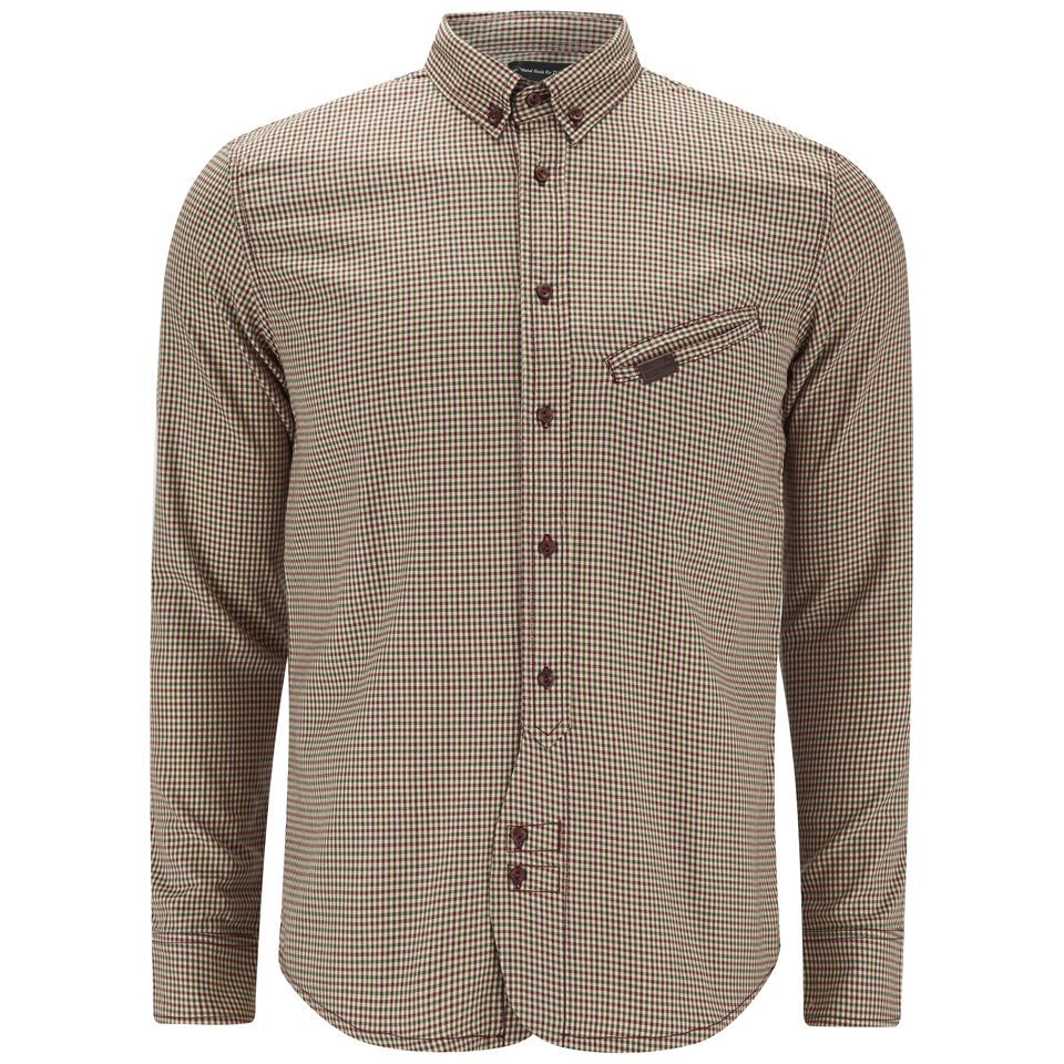 Marshall Artist Men 39 S Tradesman 39 S Shirt Rust Check Mens